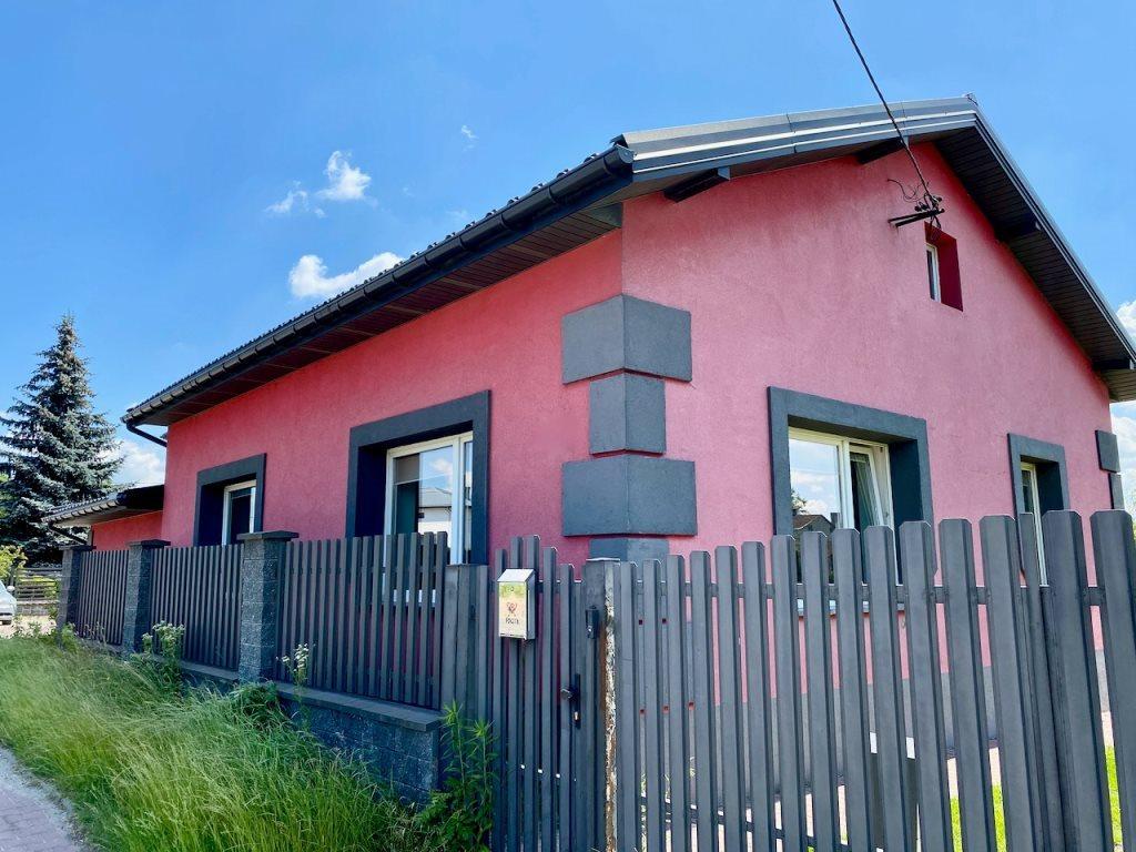 Dom na sprzedaż Łódź, Górna, Wiskitno, Kolumny  138m2 Foto 2
