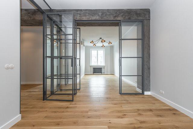 Mieszkanie czteropokojowe  na sprzedaż Warszawa, Śródmieście  82m2 Foto 1