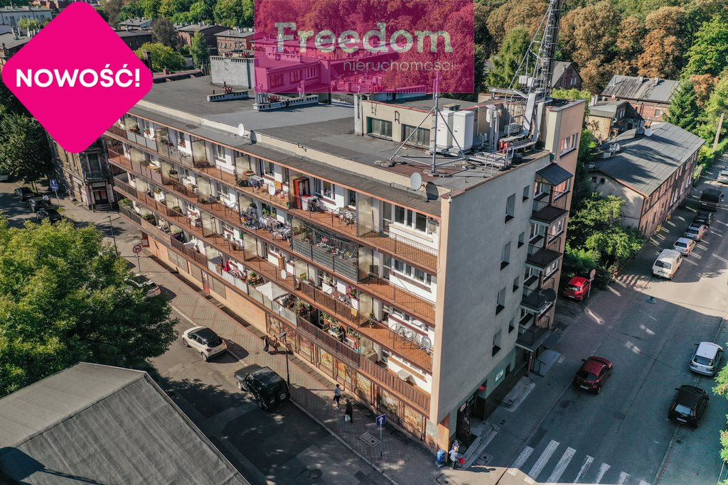 Mieszkanie dwupokojowe na sprzedaż Siemianowice Śląskie, Centrum, św. Barbary  40m2 Foto 12