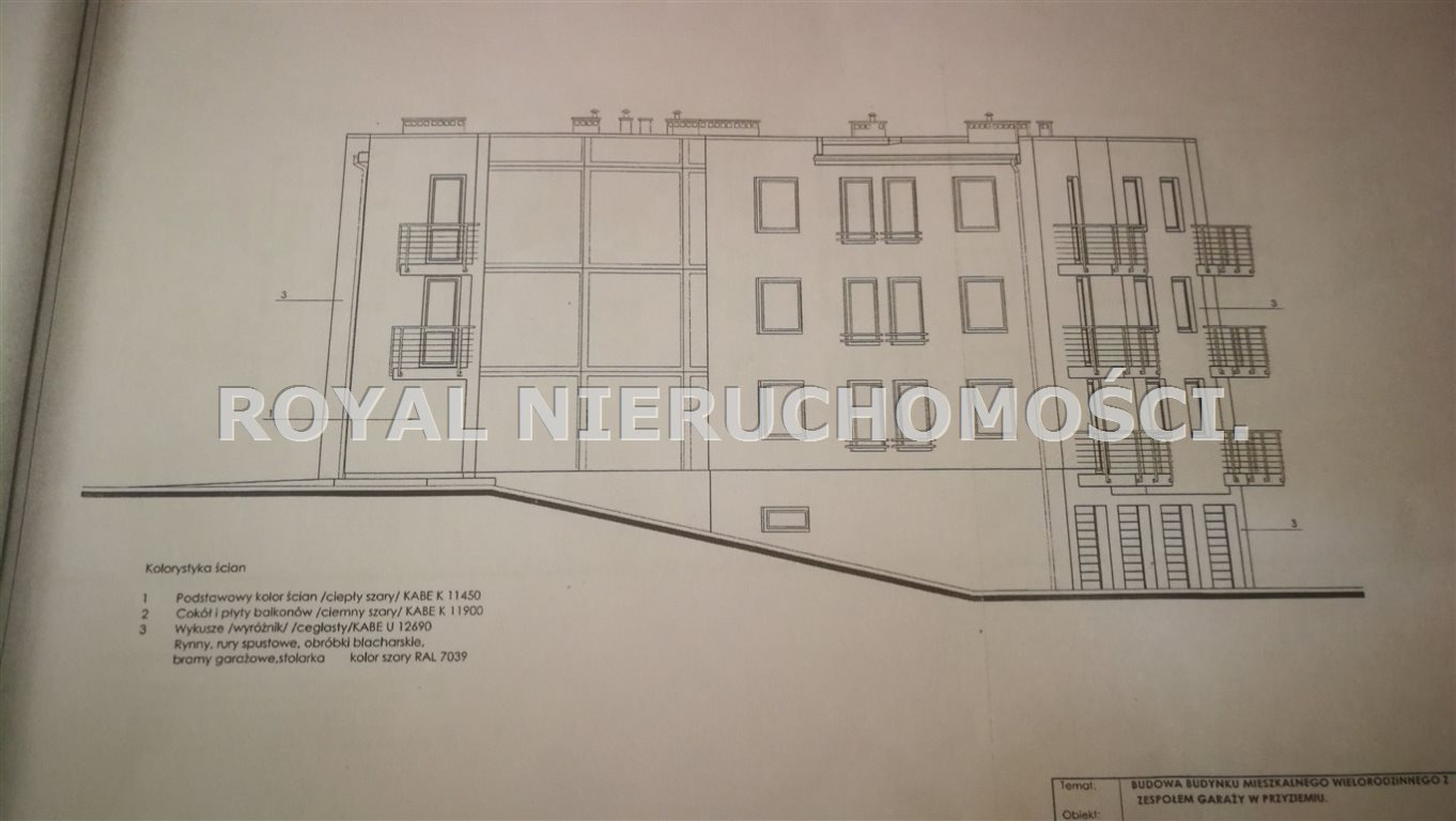 Działka inna na sprzedaż Katowice, Piotrowice  7133m2 Foto 1