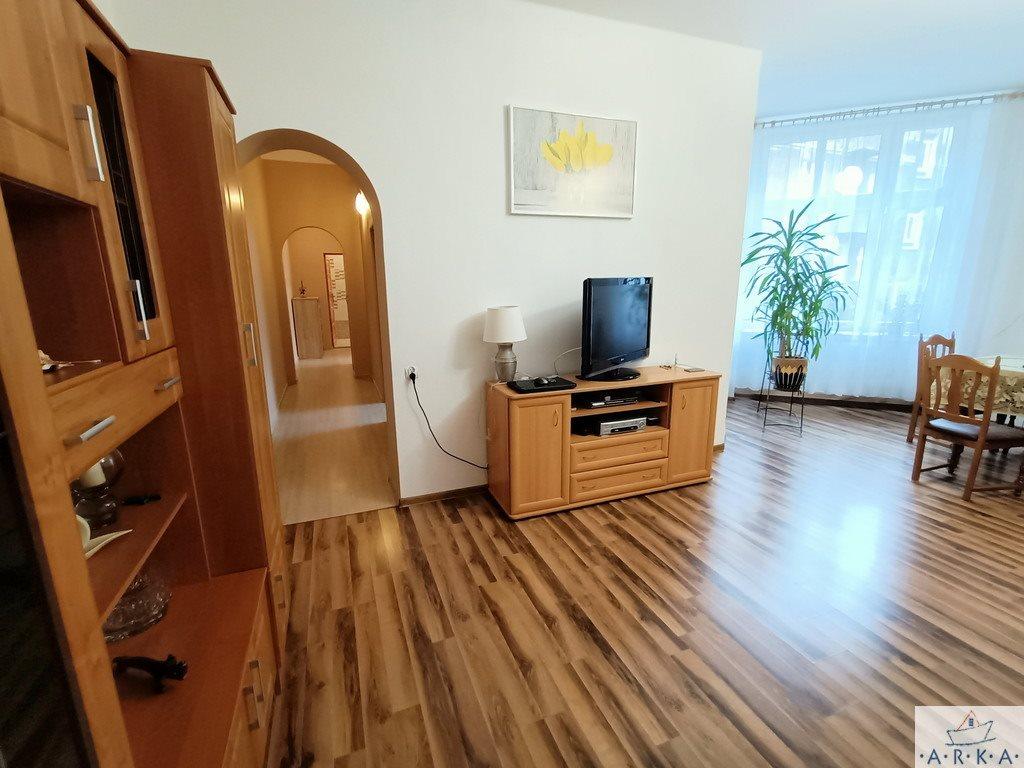 Mieszkanie trzypokojowe na sprzedaż Szczecin, Śródmieście-Centrum, al. Bohaterów Warszawy  89m2 Foto 3