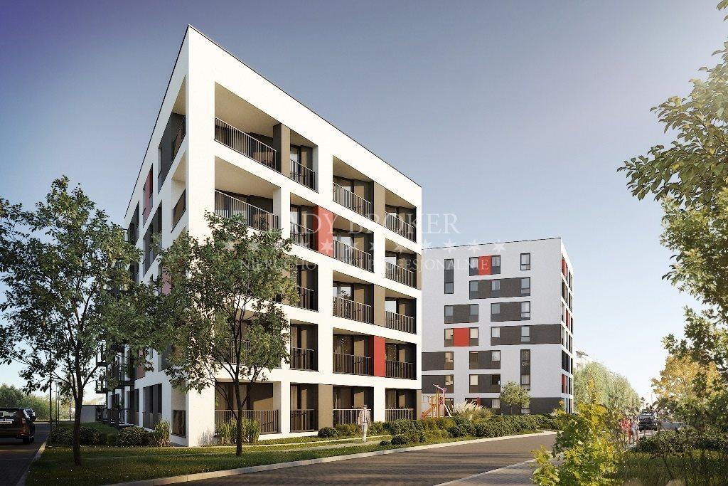Mieszkanie trzypokojowe na sprzedaż Rzeszów, Baranówka, Prymasa 1000-lecia  61m2 Foto 2