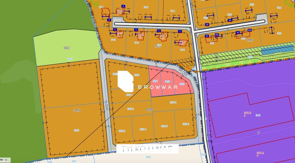 Działka budowlana na sprzedaż Bugaj  22941m2 Foto 9