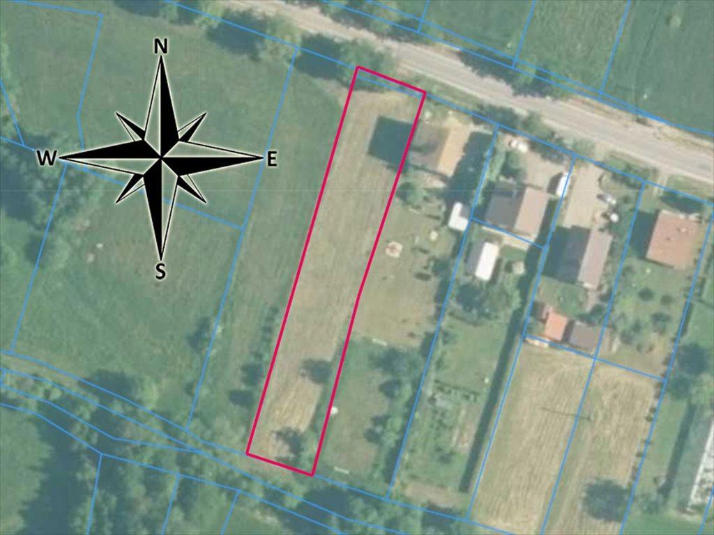 Działka budowlana na sprzedaż Roczyny, Andrychów  1711m2 Foto 11