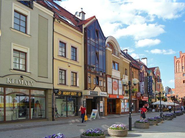 Lokal użytkowy na wynajem Olsztyn, Staromiejska  77m2 Foto 2