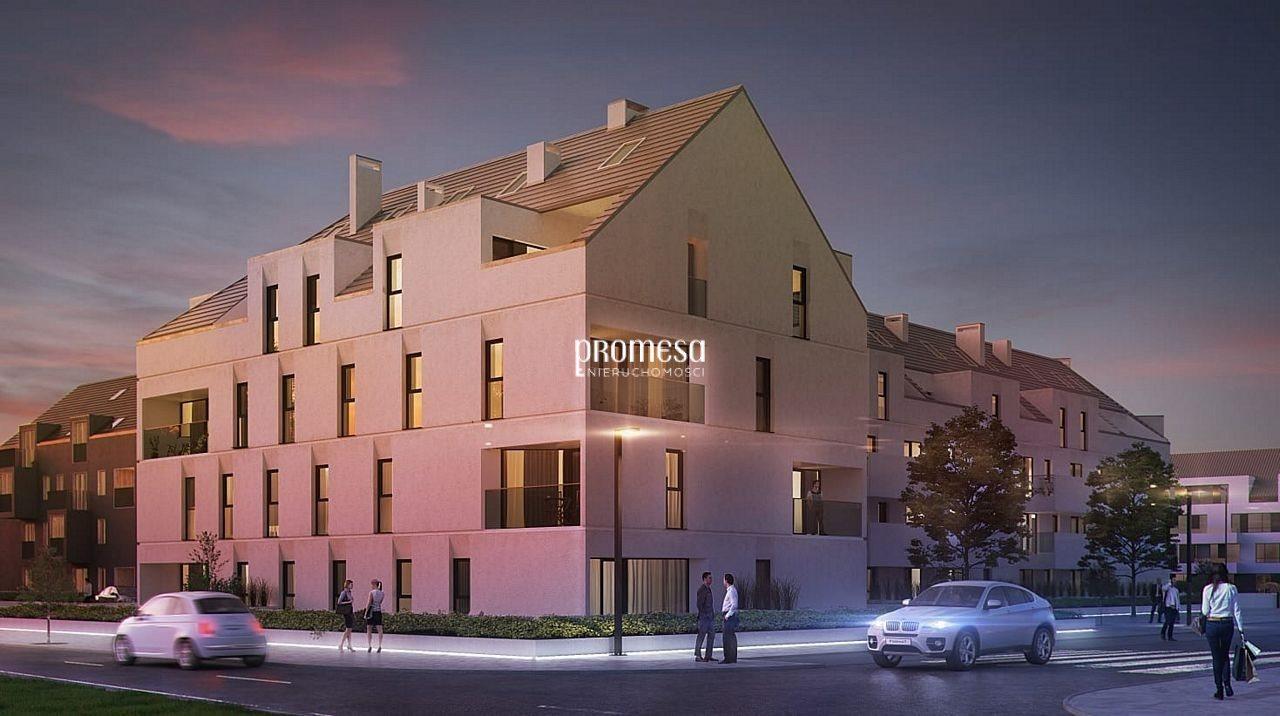 Mieszkanie trzypokojowe na sprzedaż Siechnice  52m2 Foto 6