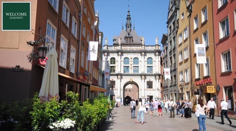 Mieszkanie dwupokojowe na wynajem Gdańsk, Stare Miasto, GARBARY  50m2 Foto 9