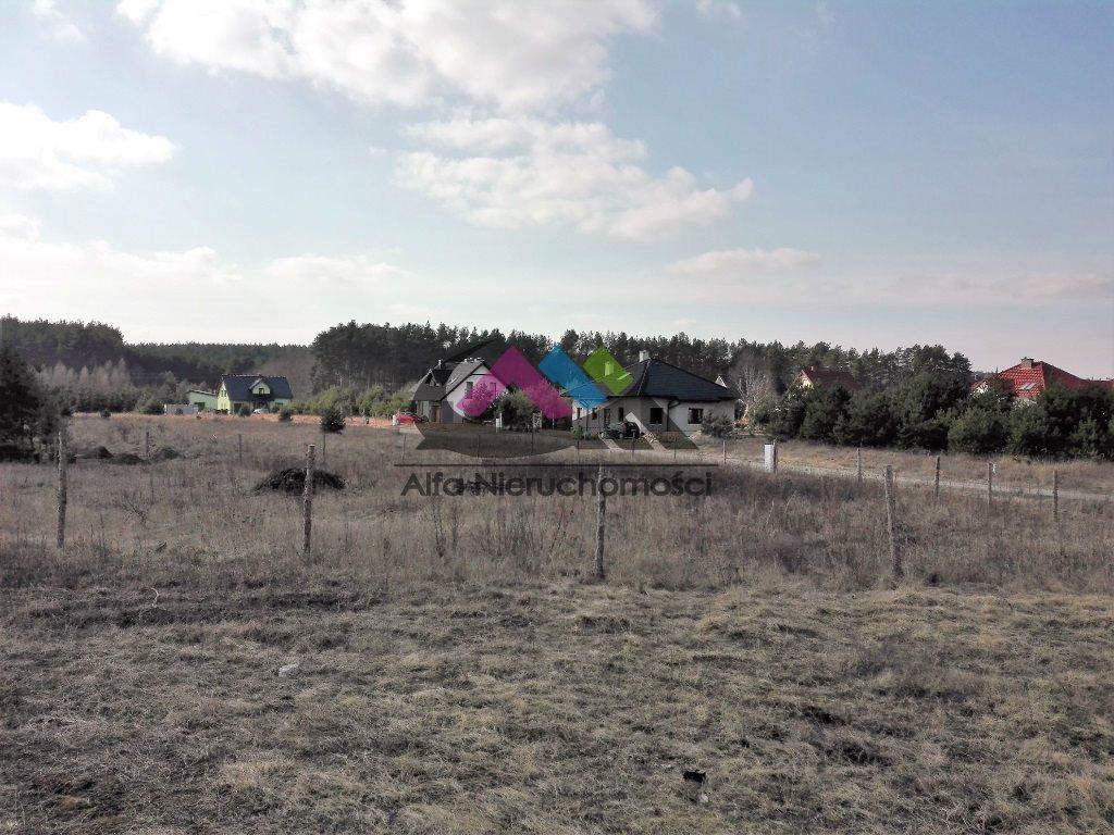 Działka budowlana na sprzedaż Dobrzyca  1178m2 Foto 1