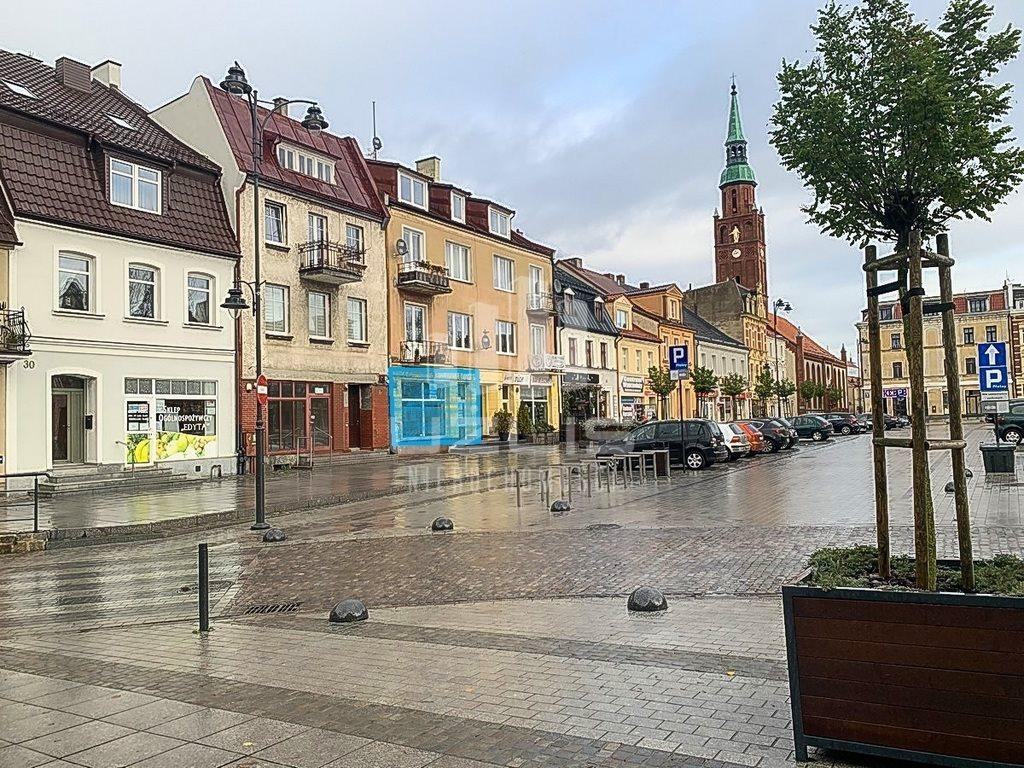 Lokal użytkowy na sprzedaż Starogard Gdański, rynek Rynek  78m2 Foto 1