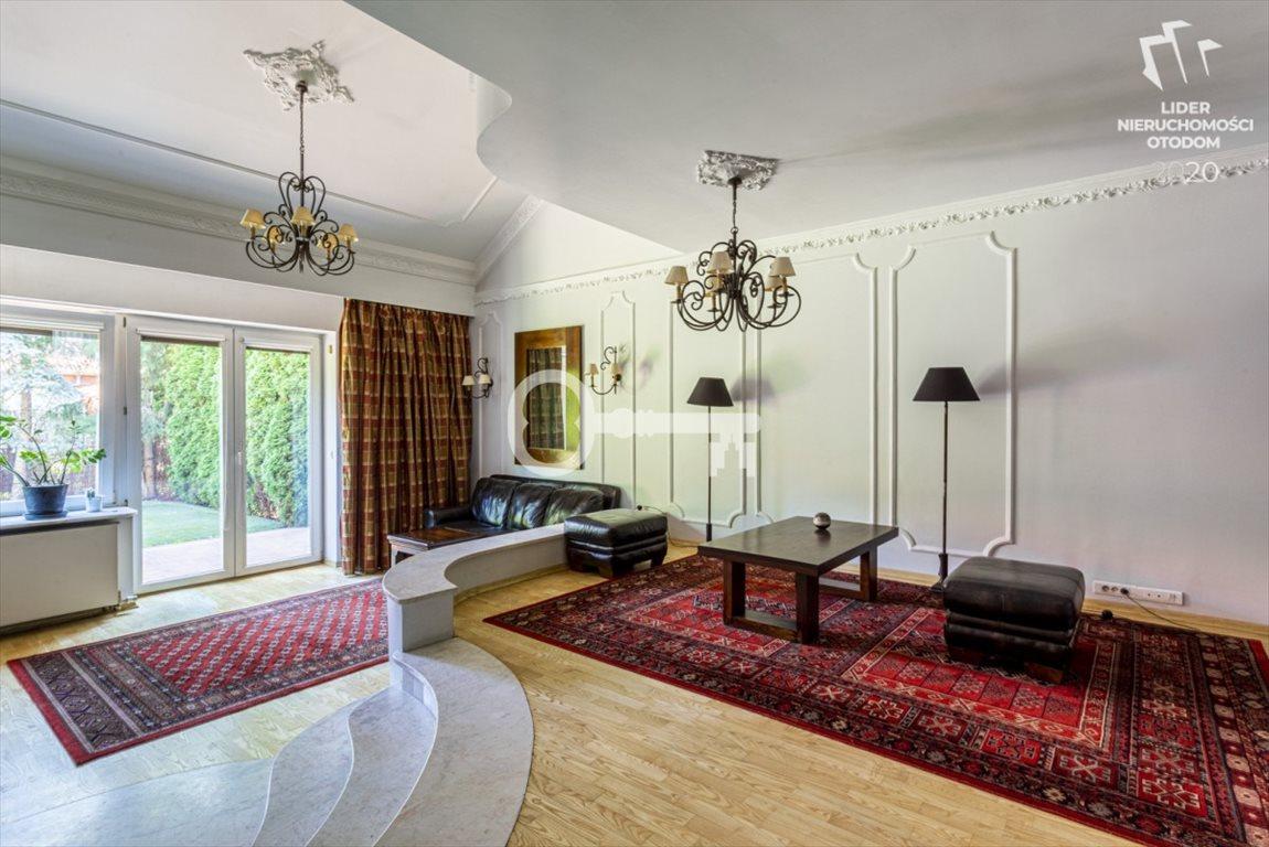 Dom na wynajem Warszawa, Praga-Południe Saska Kępa, Marokańska  250m2 Foto 4