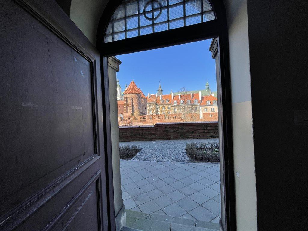 Mieszkanie trzypokojowe na sprzedaż Warszawa, Śródmieście, Stare Miasto, Krzywe Koło  42m2 Foto 8