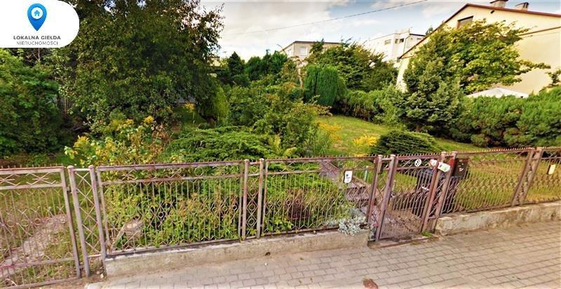 Działka budowlana na sprzedaż Gdynia, Mały Kack, OLGIERDA  556m2 Foto 4