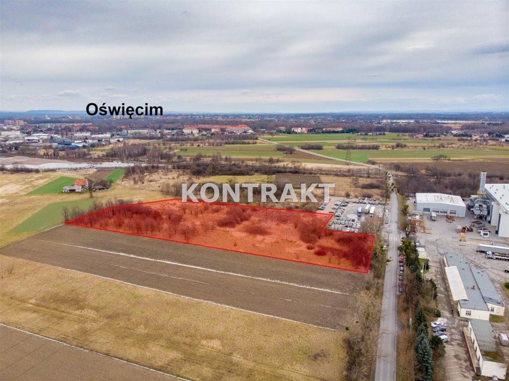Działka inna na sprzedaż Brzezinka, Pławska  16405m2 Foto 12