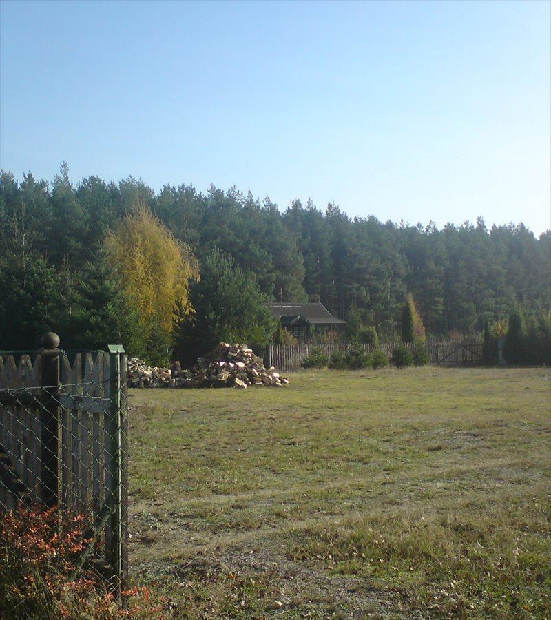 Działka siedliskowa na sprzedaż Krucz, Gminna  1400m2 Foto 1