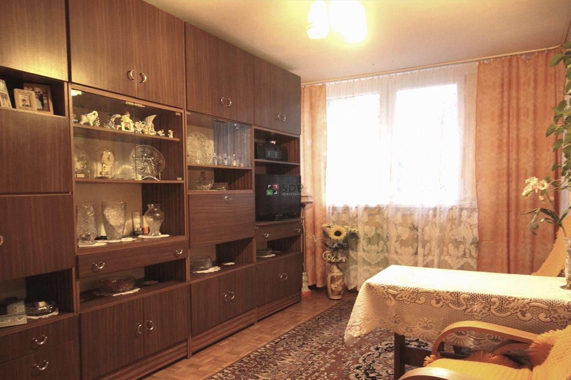 Mieszkanie trzypokojowe na sprzedaż Wrocław, Śródmieście, Biskupin, Gersona Wojciecha  47m2 Foto 2