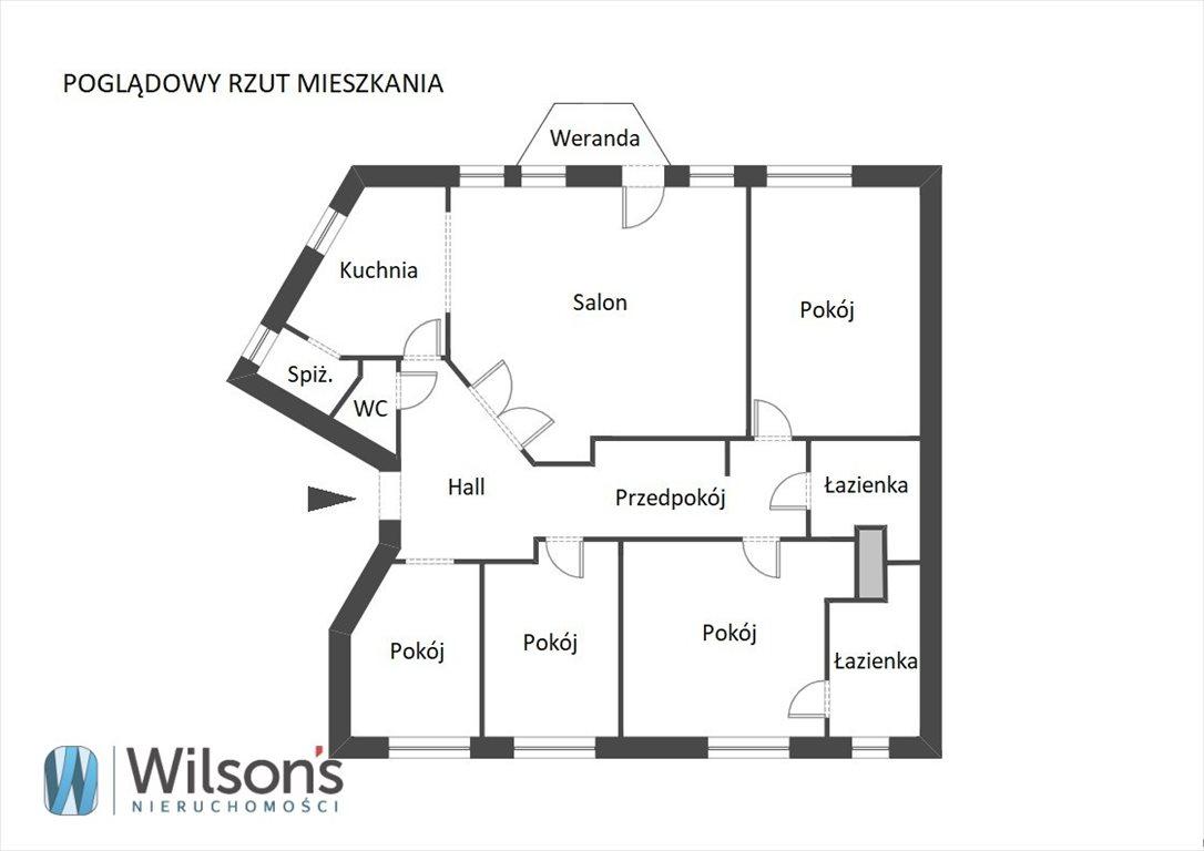 Luksusowe mieszkanie na sprzedaż Warszawa, Wola, Łucka  127m2 Foto 4