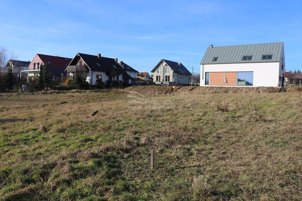 Działka budowlana na sprzedaż Zelków, Widokowa  1454m2 Foto 7