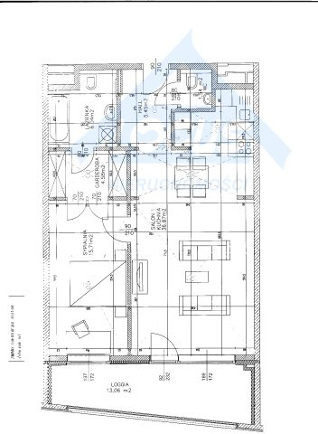 Mieszkanie dwupokojowe na wynajem Warszawa, Śródmieście, Bagno  70m2 Foto 7