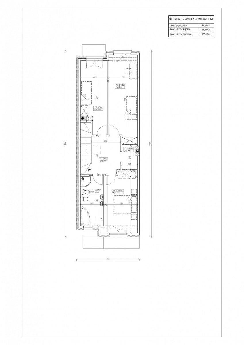 Mieszkanie czteropokojowe  na sprzedaż Niemcz, Leonida Teligi  128m2 Foto 6