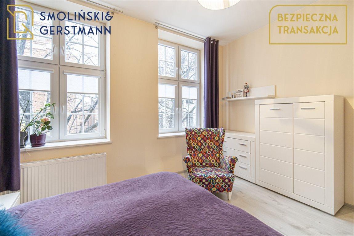 Mieszkanie trzypokojowe na wynajem Gdańsk, Stare Miasto, Świętojańska  77m2 Foto 11