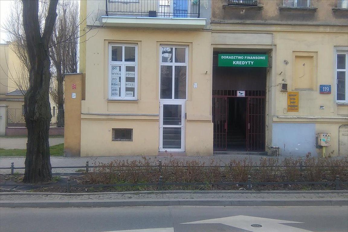Lokal użytkowy na sprzedaż Łódź, Śródmieście  27m2 Foto 1