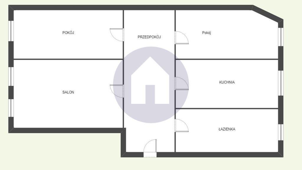 Mieszkanie trzypokojowe na sprzedaż Świdnica  100m2 Foto 9