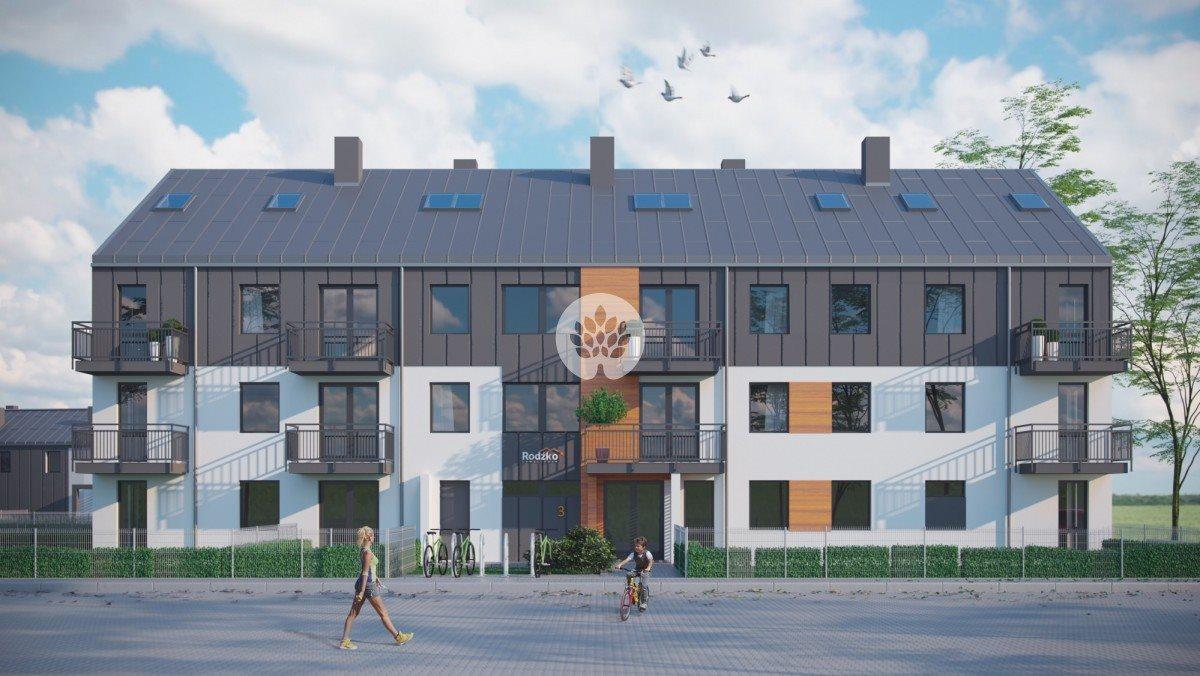 Mieszkanie czteropokojowe  na sprzedaż Niemcz, Olszynki  80m2 Foto 5