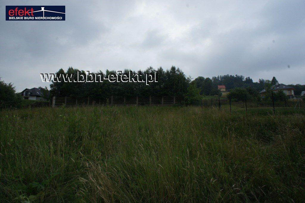 Działka budowlana na sprzedaż Bystra  1786m2 Foto 3