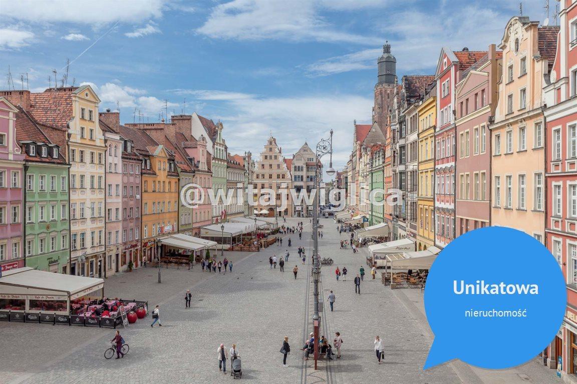 Dom na sprzedaż Wrocław, Stare Miasto  1097m2 Foto 1