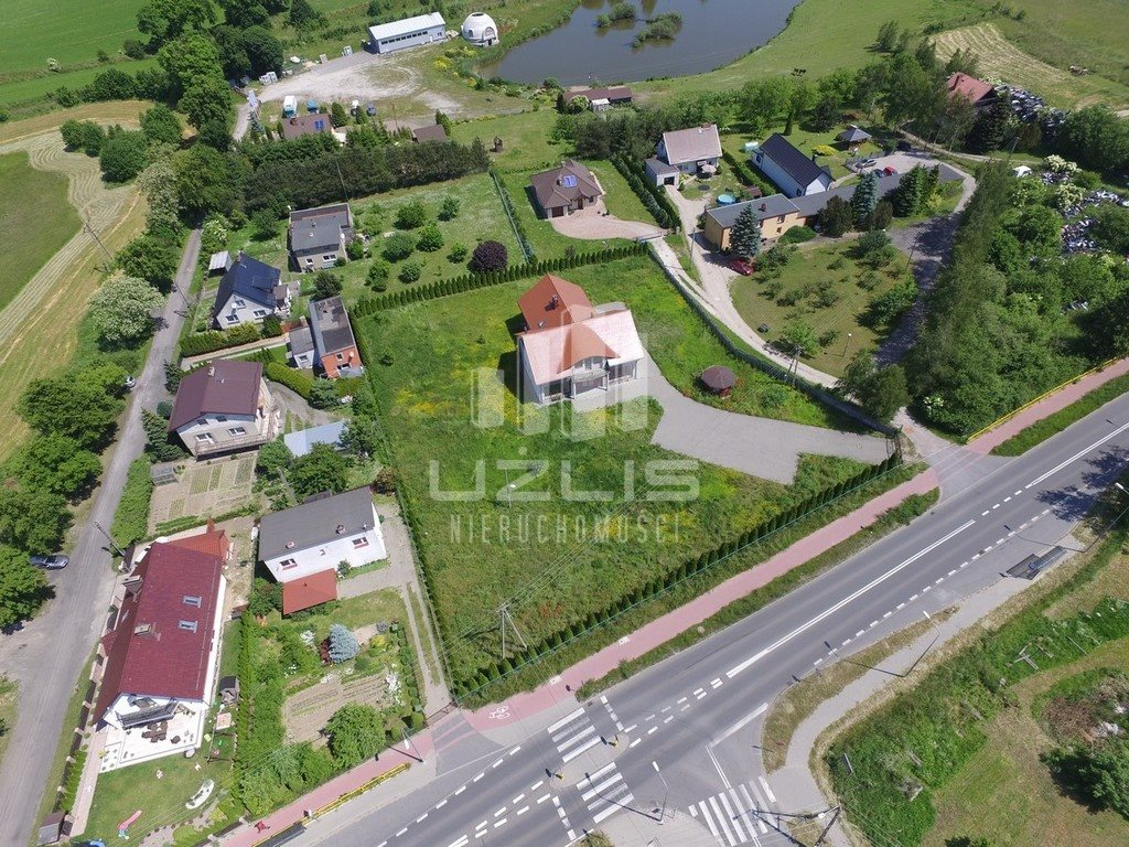 Lokal użytkowy na sprzedaż Janowo, Pelplińska  353m2 Foto 6