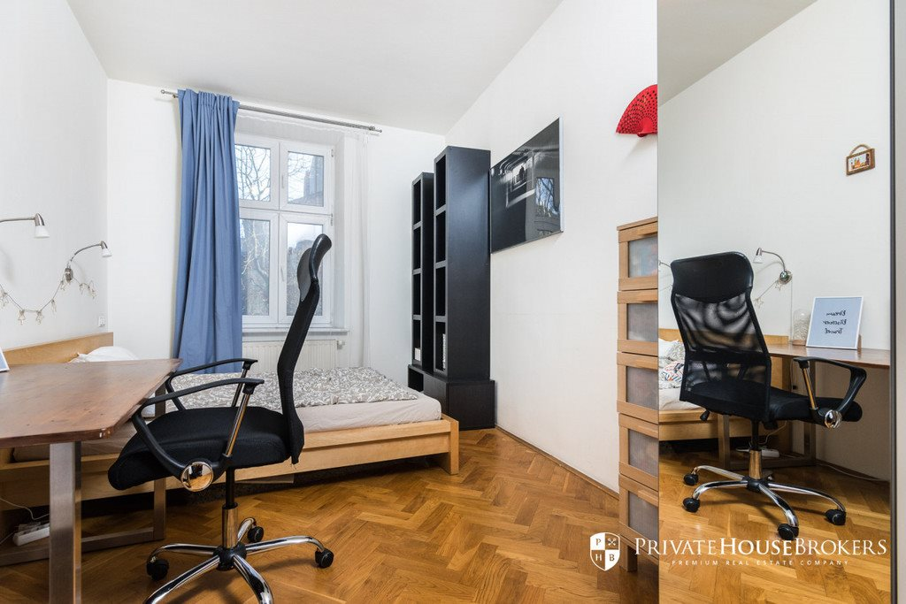 Mieszkanie trzypokojowe na sprzedaż Kraków, Stare Miasto, Stare Miasto, Krowoderska  84m2 Foto 10