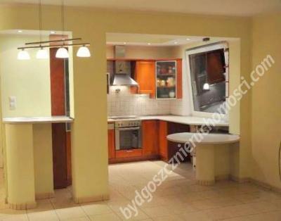 Mieszkanie dwupokojowe na wynajem Bydgoszcz, Wyżyny  59m2 Foto 4
