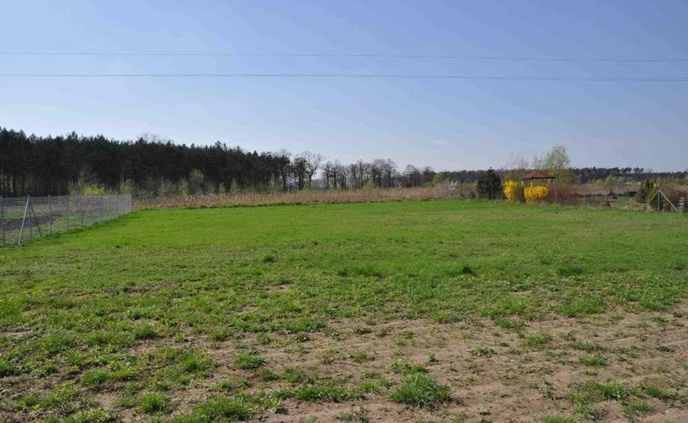 Działka budowlana na sprzedaż Sanniki, Osiedle Karino, Wagowo, Kostrzyn  1444m2 Foto 1