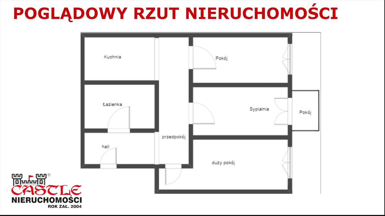 Mieszkanie trzypokojowe na sprzedaż Gdańsk, Żabianka Jelitkowo  47m2 Foto 1