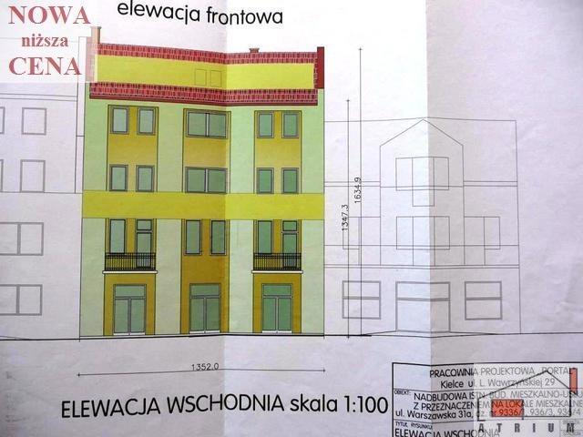 Lokal użytkowy na sprzedaż Kielce, Centrum, Warszawska  730m2 Foto 11