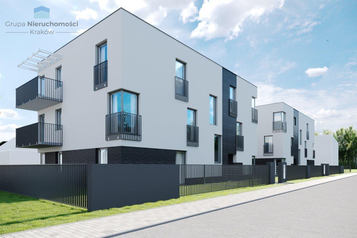 Mieszkanie trzypokojowe na sprzedaż Kraków, Bronowice, Mydlniki, Wincentego Weryhy-Darowskiego  49m2 Foto 2