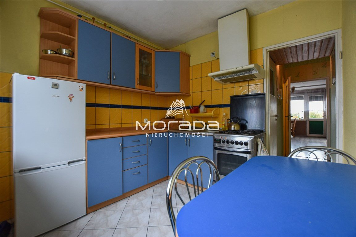 Mieszkanie trzypokojowe na sprzedaż Zielona Góra, os. Łużyckie  53m2 Foto 1