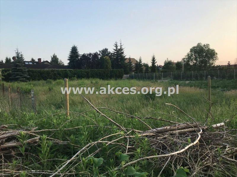 Działka budowlana na sprzedaż Nowa Iwiczna, Mleczarska  3700m2 Foto 10