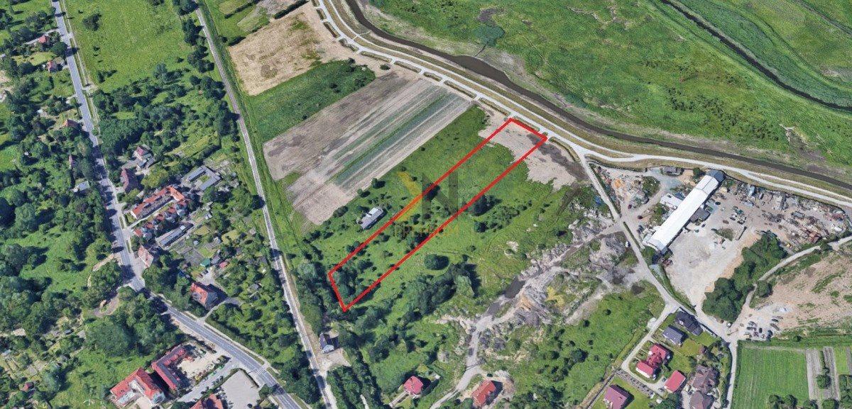 Działka budowlana na sprzedaż Wrocław, Kowale, Kowalska  8317m2 Foto 1
