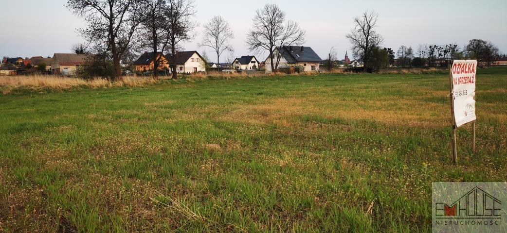 Działka budowlana na sprzedaż Pietrowice Małe  1395m2 Foto 7