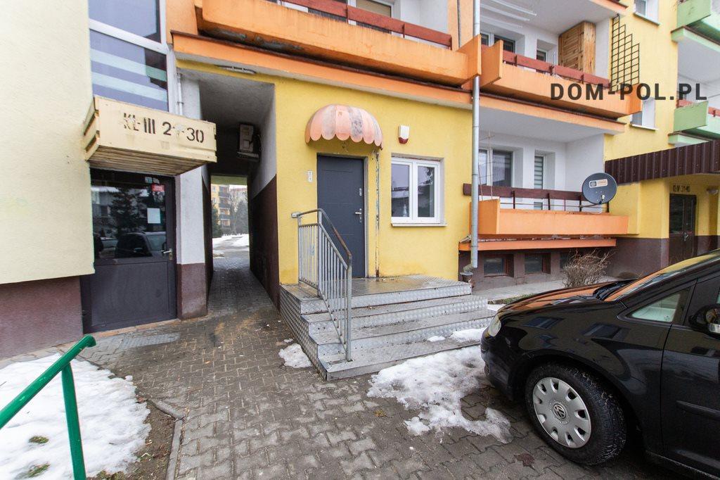 Lokal użytkowy na sprzedaż Łęczna  27m2 Foto 5
