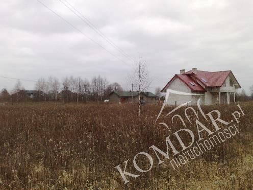 Działka budowlana na sprzedaż Góraszka, Wiązowna- Góraszka  1250m2 Foto 1