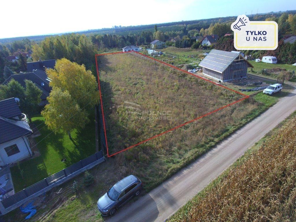 Działka budowlana na sprzedaż Jerzykowo, Stroma  960m2 Foto 1