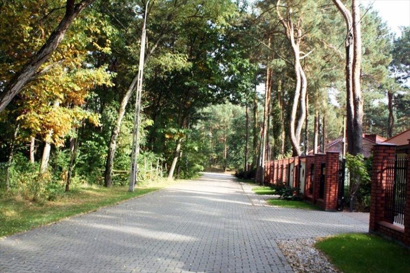 Działka leśna na sprzedaż Warszawa, Wawer, Radość  1837m2 Foto 1