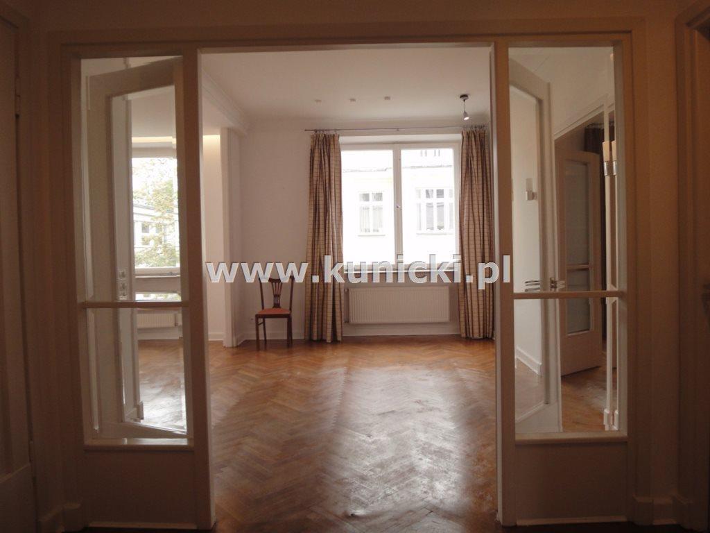 Mieszkanie czteropokojowe  na wynajem Warszawa, Śródmieście, Frascati  100m2 Foto 6