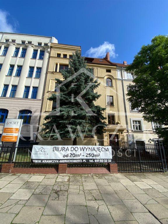 Lokal użytkowy na wynajem Szczecin, Stare Miasto  46m2 Foto 1