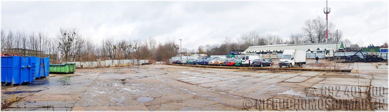 Działka przemysłowo-handlowa na sprzedaż Poznań, Starołęka, Starołęka  9151m2 Foto 1