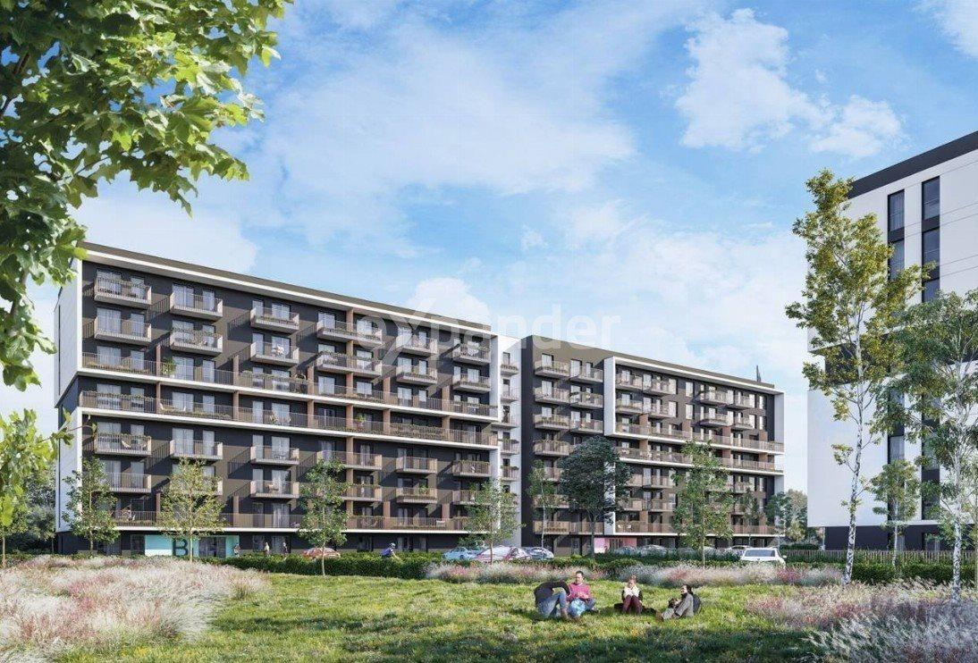 Mieszkanie trzypokojowe na sprzedaż Kraków, Bonarka, Puszkarska  67m2 Foto 2
