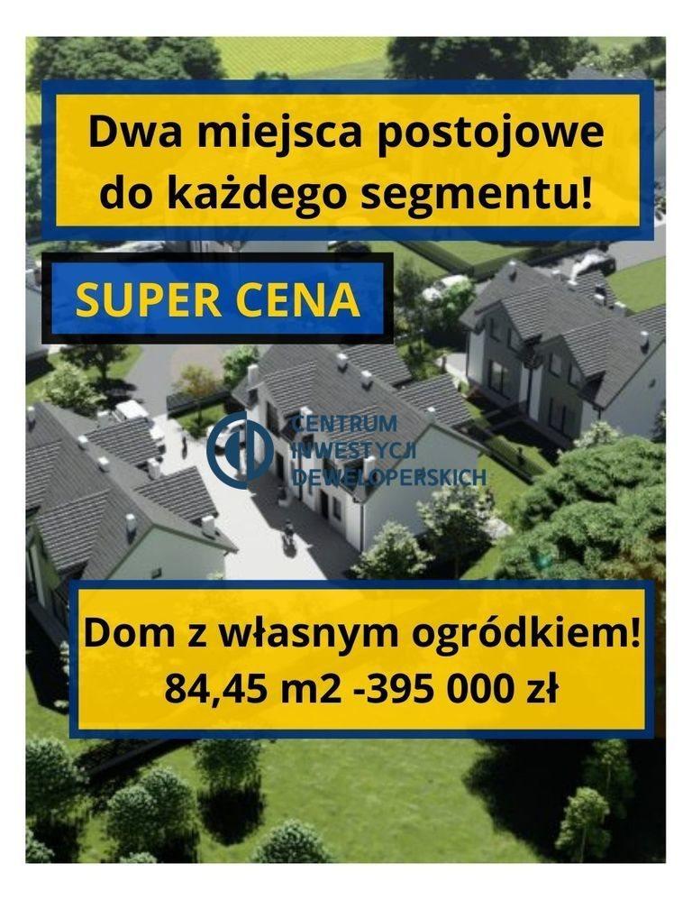 Dom na sprzedaż Rzeszów, Budziwój  84m2 Foto 1