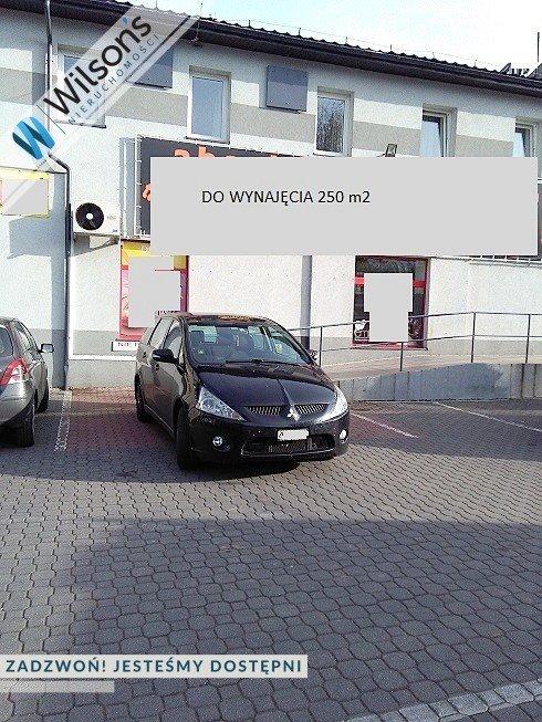 Lokal użytkowy na wynajem Radom, Władysława Beliny-Prażmowskiego  250m2 Foto 1